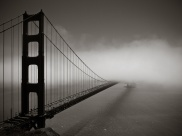 The Foggy bridge